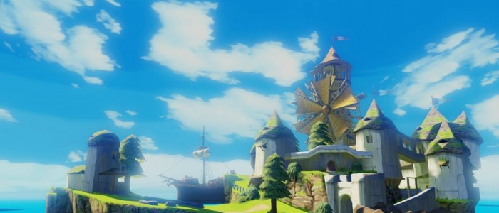 Nintendo Announces The Legend of Zelda: The Wind Waker HD for Wii U, Releasing Fall 2013